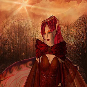 Atea Aeon in Second Life