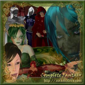 Complete Fantasy Avatars