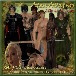 Role Play Avatars