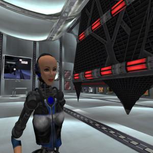 Future Genesis Cyborg