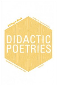 Didactic Poetries book cover